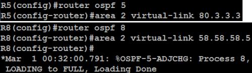 23. virtual-link configuration