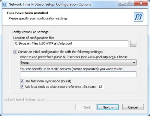 Configure Windows Server as NTP Server for Cisco Devices