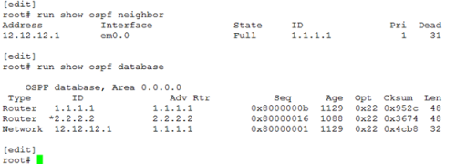 Configuring Routing Protocol in JunOS (Static, OSPF, and RIP