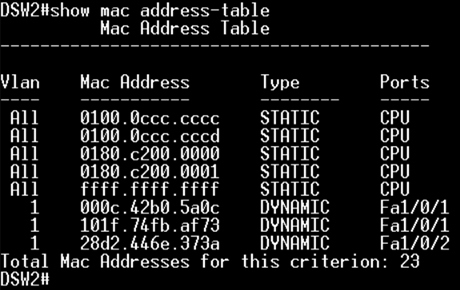 show mac address-table count | Miftah Rahman (Go)-Blog